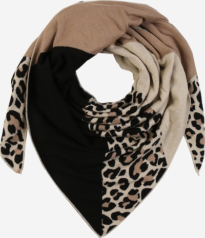 ABOUT YOU Sjal 'Annemarie Scarf' i beige / brun / sort, Produktvisning