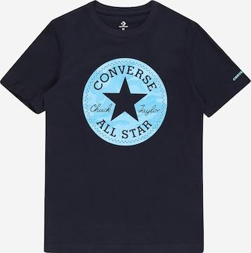 CONVERSE T-shirt 'JUNGLE' i blå