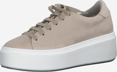 Sneaker low TAMARIS pe gri taupe, Vizualizare produs