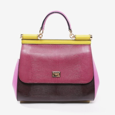 DOLCE & GABBANA Bag in One size in Mixed colors, Item view