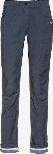 moorhead Funktionshose in dunkelblau, Produktansicht