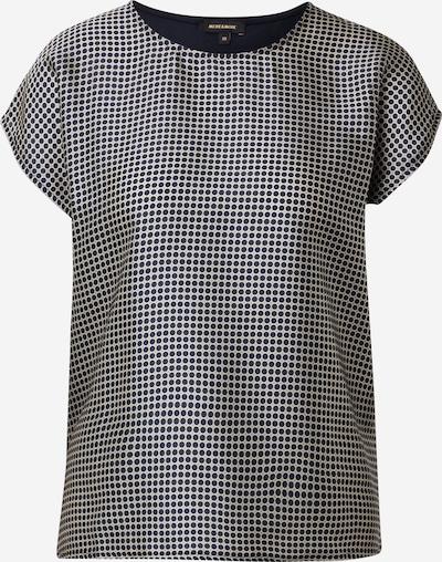 MORE & MORE Tričko - béžová / marine modrá, Produkt