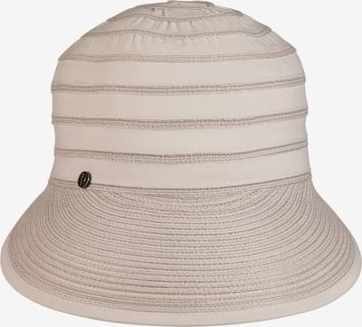 LOEVENICH Baseball Hat ' Rips Melange ' in creme, Produktansicht