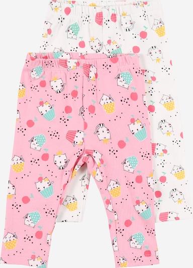 Guppy Leggings 'FAIRY' in mint / pink / altrosa / schwarz / weiß, Produktansicht