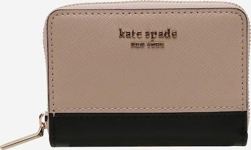 Porte-monnaies Kate Spade en beige