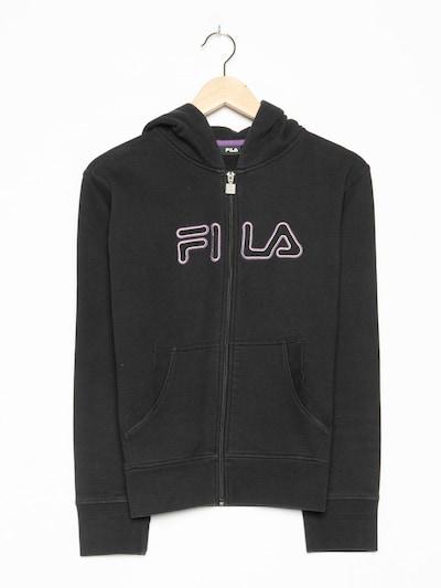 FILA Kapuzenpullover in XL in schwarzmeliert, Produktansicht