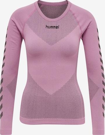 Hummel Functioneel shirt in Roze