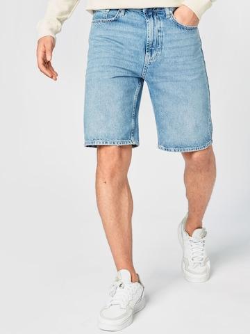 !Solid Jeans 'Dylan' i blå