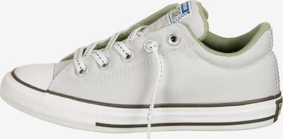 CONVERSE Sneaker in hellgrau / grün / weiß, Produktansicht