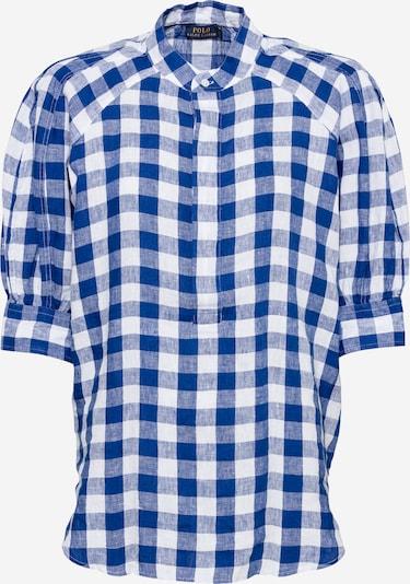 POLO RALPH LAUREN Bluzka w kolorze gołąbkowo niebieski / błękitny / białym, Podgląd produktu