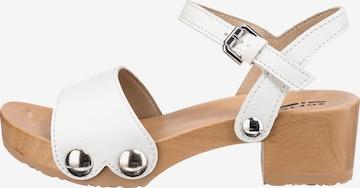 SOFTCLOX Sandalette in Weiß
