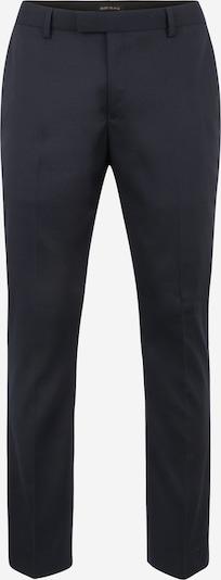 River Island Pantalon à plis 'EDWARD' en bleu marine, Vue avec produit