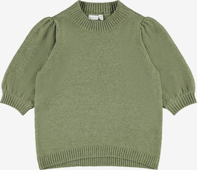 NAME IT Pullover 'Banesa' in hellgrün, Produktansicht