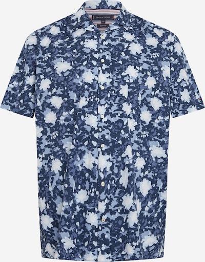 TOMMY HILFIGER Košile - krémová / indigo / světlemodrá, Produkt