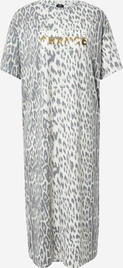 River Island Kleid in braun / cappuccino / schwarz, Produktansicht