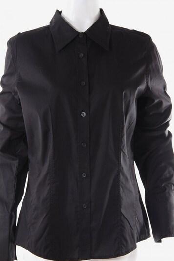FREEMAN T. PORTER Hemd-Bluse in S in schwarz, Produktansicht