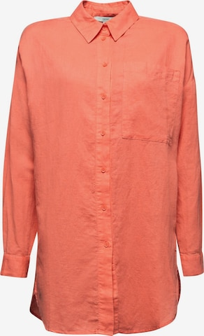 ESPRIT Bluse in Rot