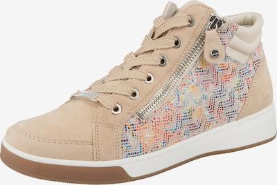 ARA Sneaker in beige / mischfarben, Produktansicht