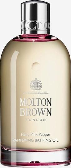 Molton Brown Badeöl 'Fiery Pink Pepper Pampering' in transparent, Produktansicht
