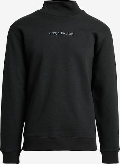 Sergio Tacchini Rollkragenpullover 'CANNING' in schwarz, Produktansicht