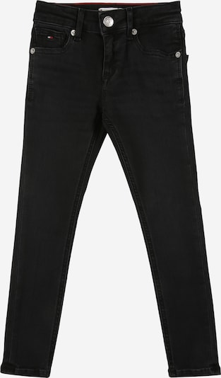 TOMMY HILFIGER Jeans 'SYLVIA' in de kleur Black denim, Productweergave