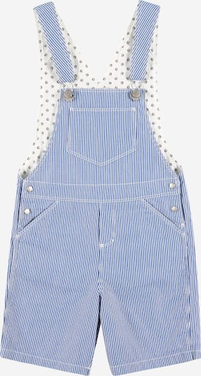 PETIT BATEAU Overalls in Smoke blue / White, Item view