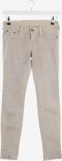 True Religion Jeans in 26 in beige, Produktansicht