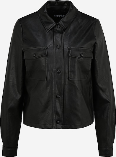 Pieces (Tall) Prijelazna jakna 'PAIA' u crna, Pregled proizvoda