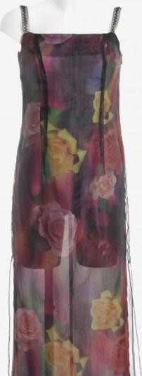 Murek Fashion Maxikleid in S in lila / rot / schwarz, Produktansicht