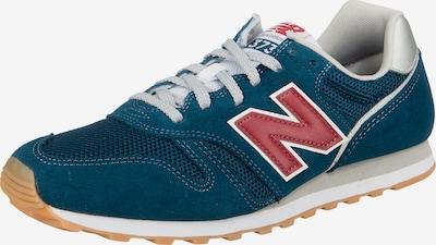 new balance Sneaker 'ML373' in taubenblau / weinrot / silber, Produktansicht