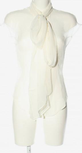 Firma Berlin Transparenz-Bluse in XS in weiß, Produktansicht