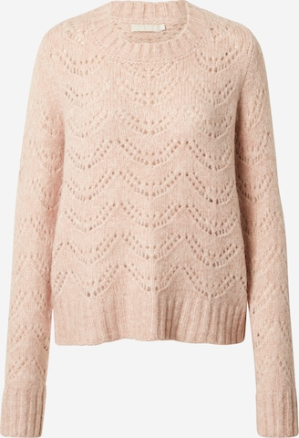 PIECES Sweater in Pink