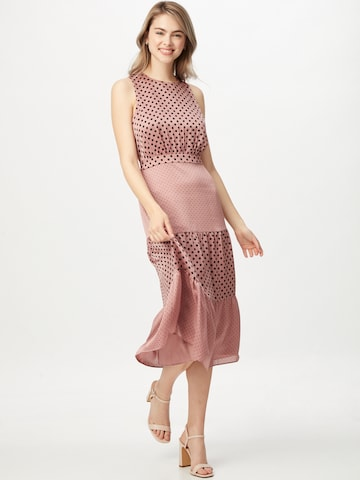Ted Baker Cocktail Dress 'Izziie' in Pink