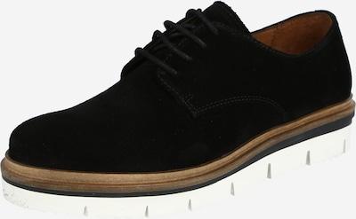 Bianco Zapatos con cordón 'STELA' en negro, Vista del producto