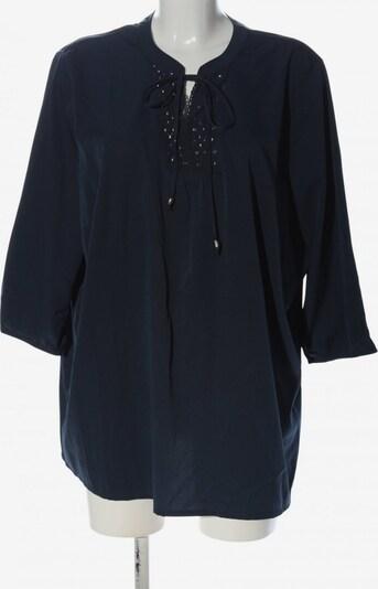 DressInn Schlupf-Bluse in 6XL in blau, Produktansicht