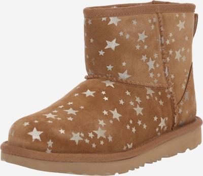 UGG Botas de nieve 'STARS' en cognac / plata, Vista del producto