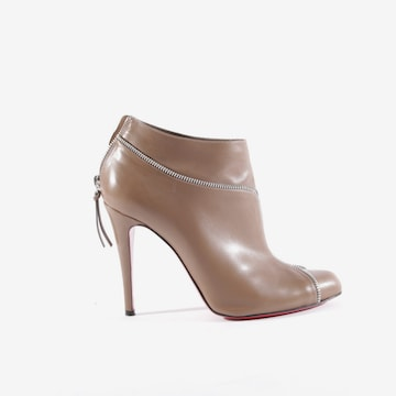Christian Louboutin Dress Boots in 41 in Brown