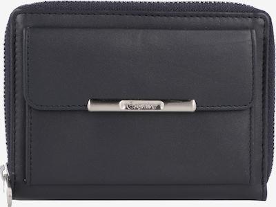 Esquire Portemonnaie 'Helena' in blau / dunkelblau, Produktansicht