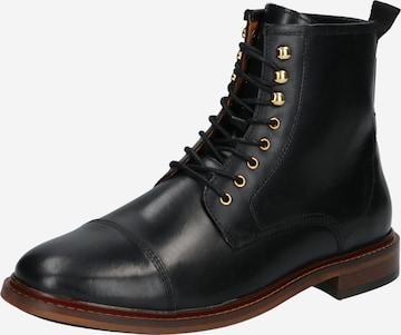 Shoe The Bear Nöörsaapad 'CURTIS', värv must