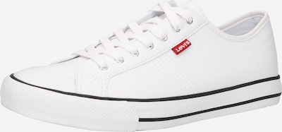 LEVI'S Sneakers in Black / White, Item view