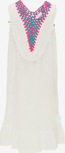 IZIA Zomerjurk in de kleur Wit, Productweergave