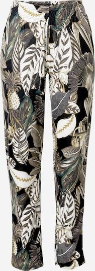 CALIDA Spodnji del pižame | temno siva / kaki / črna / bela barva, Prikaz izdelka