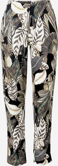 Pantaloni de pijama CALIDA pe gri-maro / kaki / negru / alb, Vizualizare produs