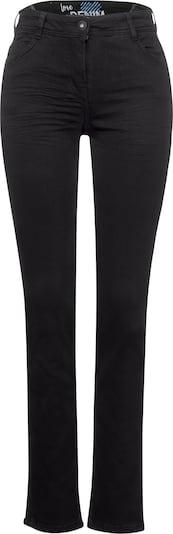 CECIL Jeans in Black denim, Item view