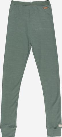 NAME IT Püksid 'Wyla', värv roheline