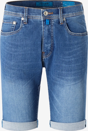 PIERRE CARDIN Shorts 'futureflex Lyon' in blau, Produktansicht