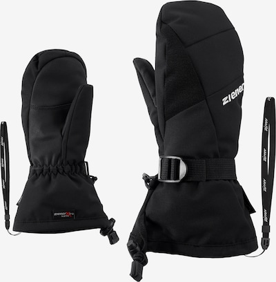 ZIENER Skihandschuhe 'LANIC GTX' in schwarz, Produktansicht