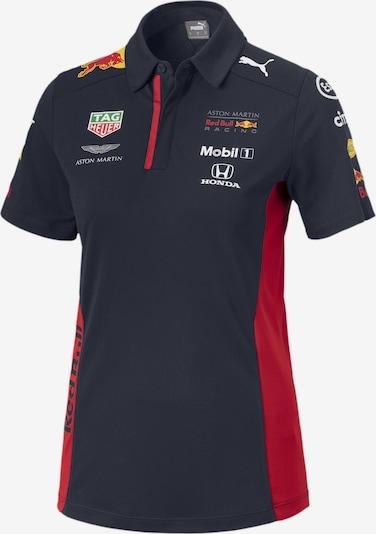 PUMA Red Bull Racing Damen Team Polo in mischfarben, Produktansicht