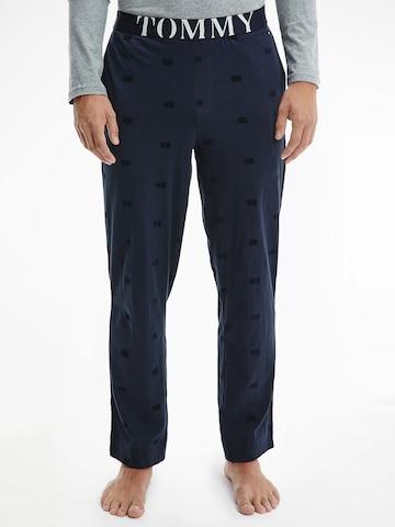 Tommy Hilfiger Underwear Панталон пижама в синьо