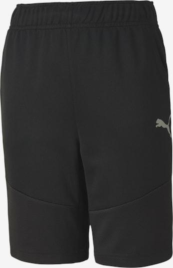 PUMA Shorts in schwarz, Produktansicht